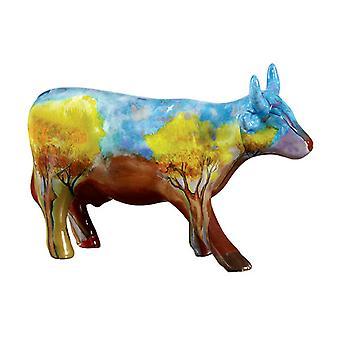 Vaca Vaca desfile Cerrado (medio de cerámica)