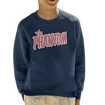 The Phantom Light Text Logo Kid's Sweatshirt