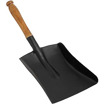 Hill Interiors Steel Shovel With Wooden Handle