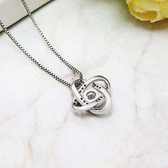 925 sterling silver catcher necklace