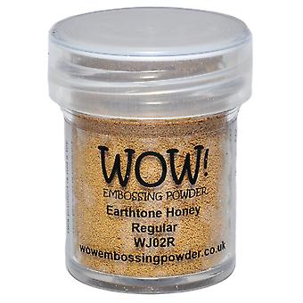 Wow! Embossing Powder 15Ml Honey Wow Wj02r