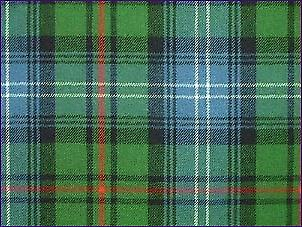 Urquhart, Ancient - Pure Wool Tartan