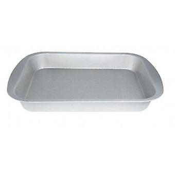 IMF Winged Steel Oven Tray 37 X 27 X 5 Cm (Kitchen , Household , Oven)