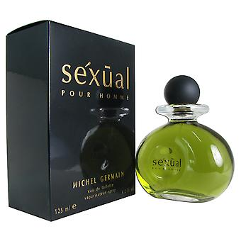 Seksuel for mænd af Michel Germain 4,2 oz EDT Spray