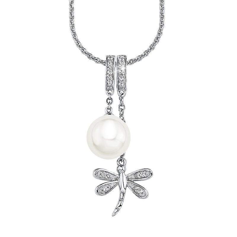 s.Oliver jewel ladies necklace necklace silver SO1038/1 - 489034