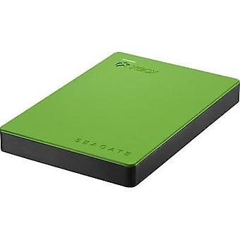 2.5 external hard drive 2 TB Seagate Gaming drive for Xbox Portable Black-green USB 3.0