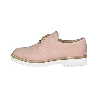 Made in Italia Women Lace up Pink