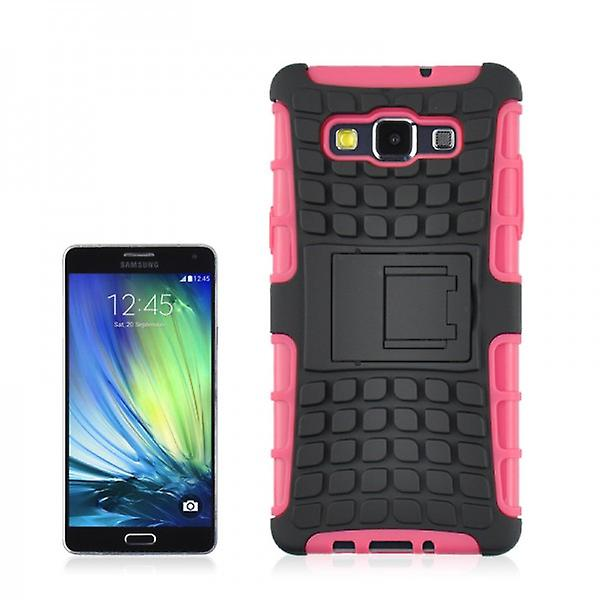 Hybrid case 2 piece SWL robot Pink for Samsung Galaxy A5 A500 A500F