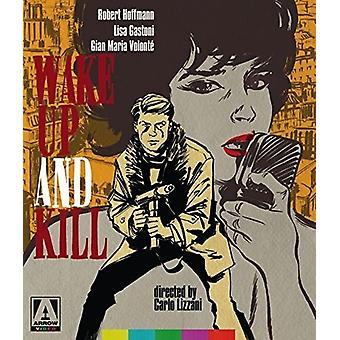 Vågn op og Kill [Blu-ray] USA importerer