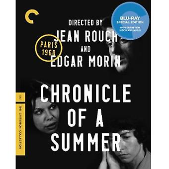 Chronicle of a Summer [BLU-RAY] USA import