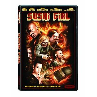 Sushi Girl [DVD] USA import
