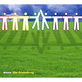 Ween - importare gli amici EP [CD] Stati Uniti d'America