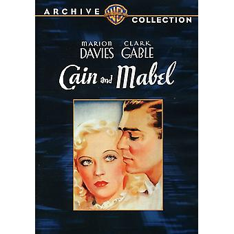 Cain & Mabel [DVD] USA import