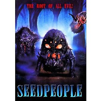 Importación de los E.e.u.u. Seedpeople [DVD]