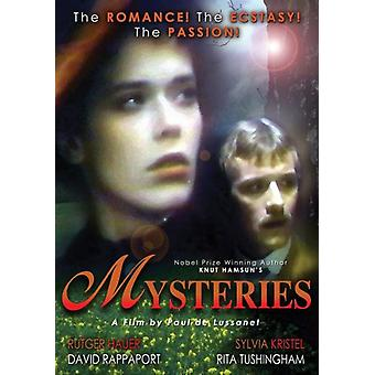 Mysteries [DVD] USA import