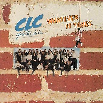 Clc Youth Choir - Whatever It Takes [CD] USA import