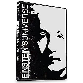 Einsteins univers [DVD] USA importerer