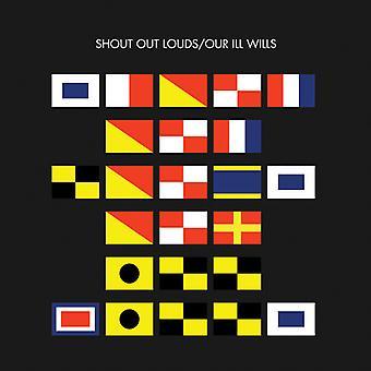 Shout Out Louds - vores dårligt testamenter [CD] USA importerer