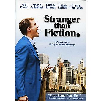 Stranger Than Fiction [DVD] USA import