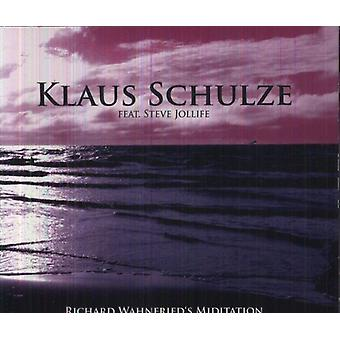 Klaus Schulze - Richard Wahnfrieds Miditation [CD] USA import
