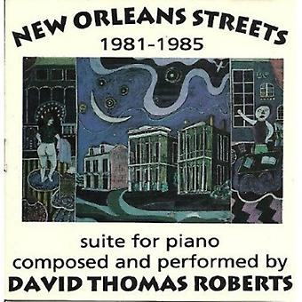 David Thomas Roberts - New Orleans gader 1981-85 [CD] USA import