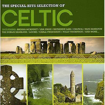 Særlige Hits udvalg af Celtic - særlige Hits udvalg af Celtic [CD] USA importerer