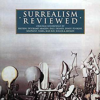 Surrealisme gennemset - surrealisme gennemset [CD] USA importerer