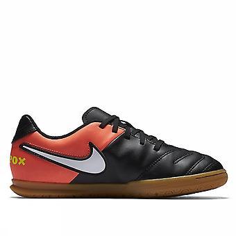 Nike Jr Tiempo Rio III IC 819196 018 boys soccer shoes