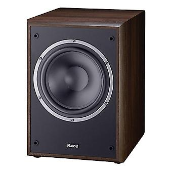 MAGNAT monitor Supreme sub 202 A, active subwoofer, mocha, 1 piece new goods