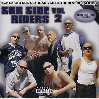 Sur Side Riders - Vol. 2-Sur Side Riders [CD] USA import