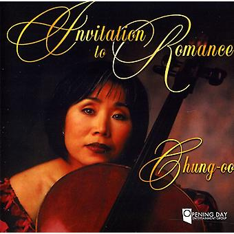 Chung-Oo - Invitation til Romantik [CD] USA import