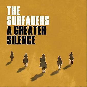 The Surfaders - The Greater Silence [CD] USA import
