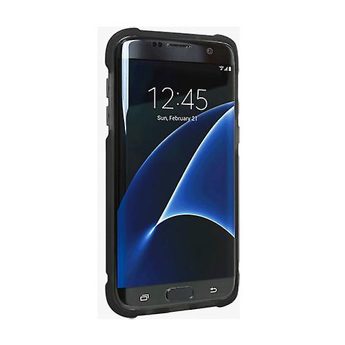 low priced a8750 b5326 Verizon Matte Silicone Case for Samsung Galaxy S7 Edge - Black