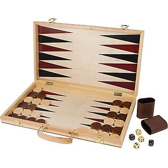 Legler Chess and Backgammon (Toys , Boardgames , Traditionals)