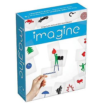Asmodee Imagine (Toys , Boardgames , Family Games)