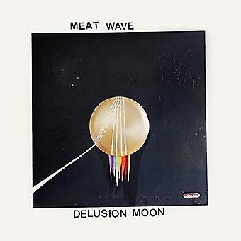 Kød bølge - illusion månen [CD] USA importerer