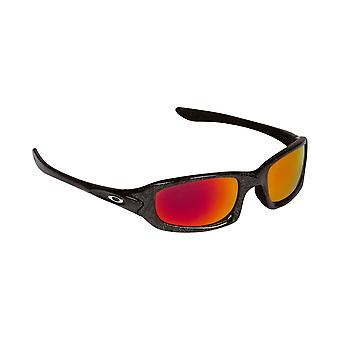 Best SEEK Replacement Lenses for Oakley Sunglasses FIVES 4.0 Red Silver Mirror