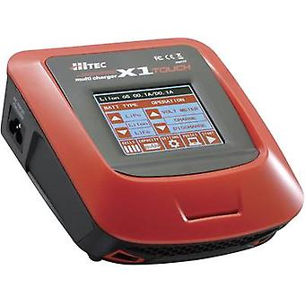 Scale model multifunction charger 110 V, 220 V 7 A Hitec X1 Touc