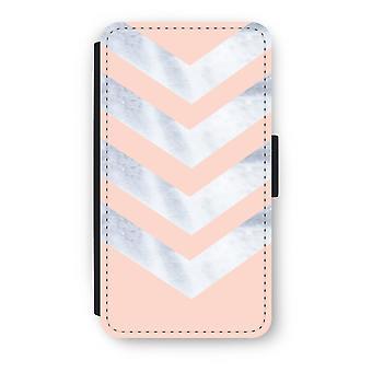 Samsung Galaxy A3 (2016) Flip Case - marmor piler