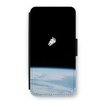 Samsung Galaxy S8 Plus Flip Case - Alone in Space