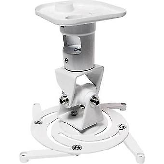 Projector ceiling mount Tiltable, Rotatable Max. distance to floor/ceiling: 22 cm