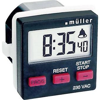 Count-down timer digital Müller TC 14.21 230 V AC