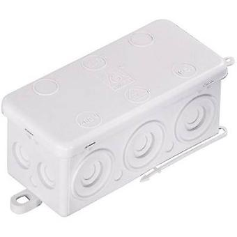 Junction box (L x W x H) 92 x 44 x 41 mm Wiska 10060819 White