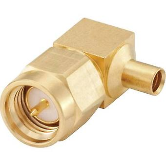 SMA connector Plug, right angle 50 Ω Rosenberger 32S206-272L5