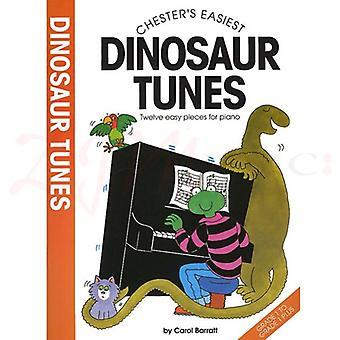 Chester's Easiest Dinosaur Tunes