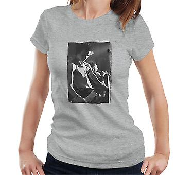 Sid Vicious The Sex Pistols On Stage 1977 Women's T-Shirt
