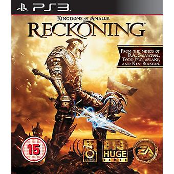 Kingdoms of Amalur Reckoning (PS3)