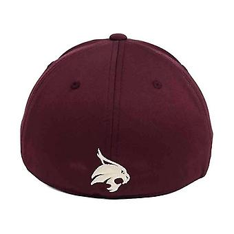 Texas State Bobcats NCAA TOW Region Camo Stretch Fitted Hat