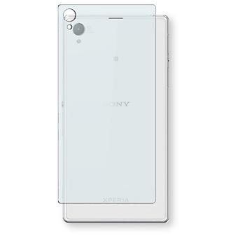 Sony Xperia C6903 back screen protector - Golebo crystal clear protection film