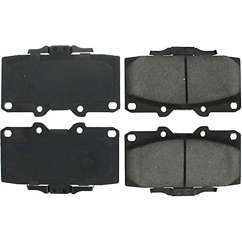 StopTech 305.06470 rue Select Brake Pad with Hardware, 5 Pack
